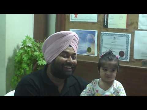 Prabhadeep, System Analyst Our PR Visa got client for Australia!!