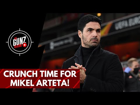 Crunch Time For Mikel Arteta! | All Gunz Blazing Podcast Feat DT