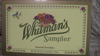 BIGGEST BOX OF CHOCOLATE EVER.. HAPPY VALENTINES DAY !