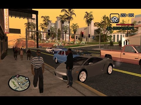 How To Download GTA San Andreas On PC 2016 New Update Full Version Free- AbiTech25