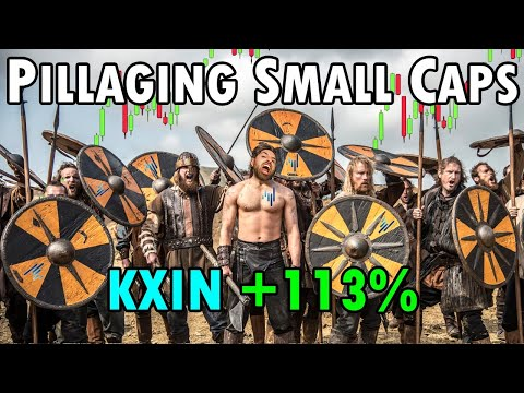 Monday's Market & Trading Recap with +113% Gains on #KXIN!
