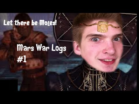 Best Game Ever?! Probably not. Mars War Logs! |