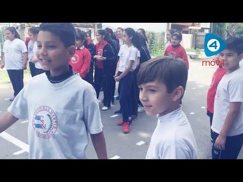 El Colegio San Martín de Florencio Varela realizó la jornada anual de atletismo
