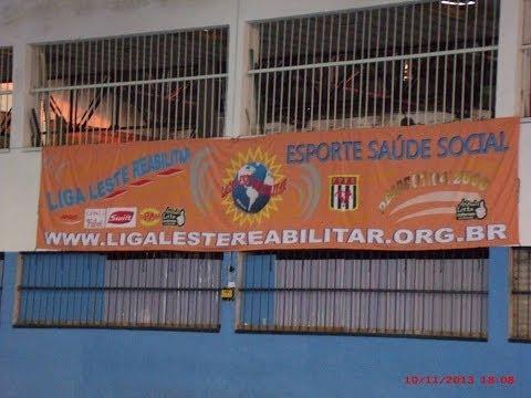 26/04/2014 liga leste x vila galvão sub 12