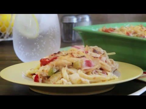 How to Make Chicken Spaghetti | Pasta Recipes | Allrecipes.com