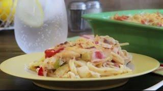 Pasta Recipes - How To Make Chicken Spaghetti