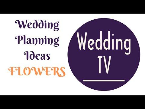 Choosing the PERFECT Wedding BOUQUET - WEDDING TV Ep 3 - Wedding Floral Arrangments