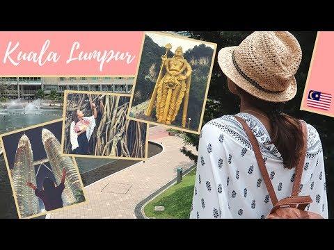Malaysia VLOG - Part I (Kuala Lumpur)
