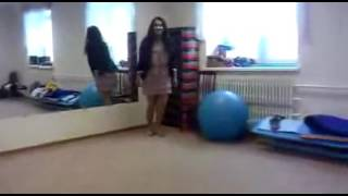 Таджитский танец под песню шабнами сураё