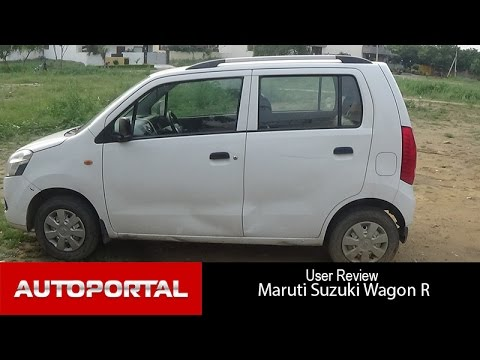 Maruti Suzuki WagonR User Review - 'good handling' - Autoportal