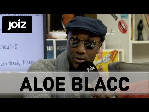 """Aloe Blacc talking about his hit single """"Wake Me Up"""" (1/5)"""