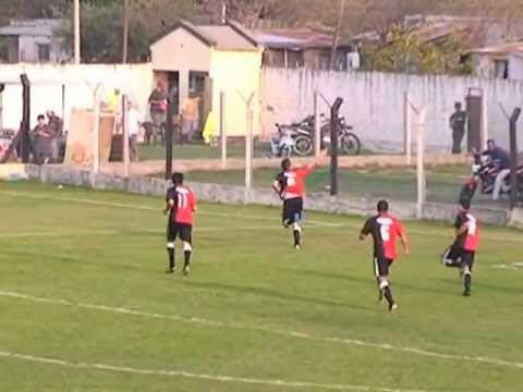 Comunicaciones (Mercedes) vs Rosamonte (Apóstoles) - Gol de Rosamonte