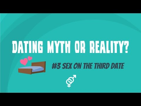 #3 - Dating myth or reality? – Sex on the third date