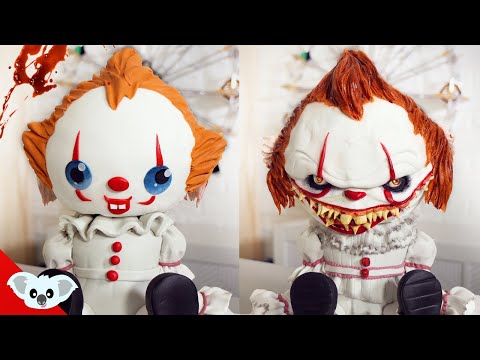 IT Pennywise Cake It Chapter 2 | Scary Halloween Cake Ideas | party Ideas