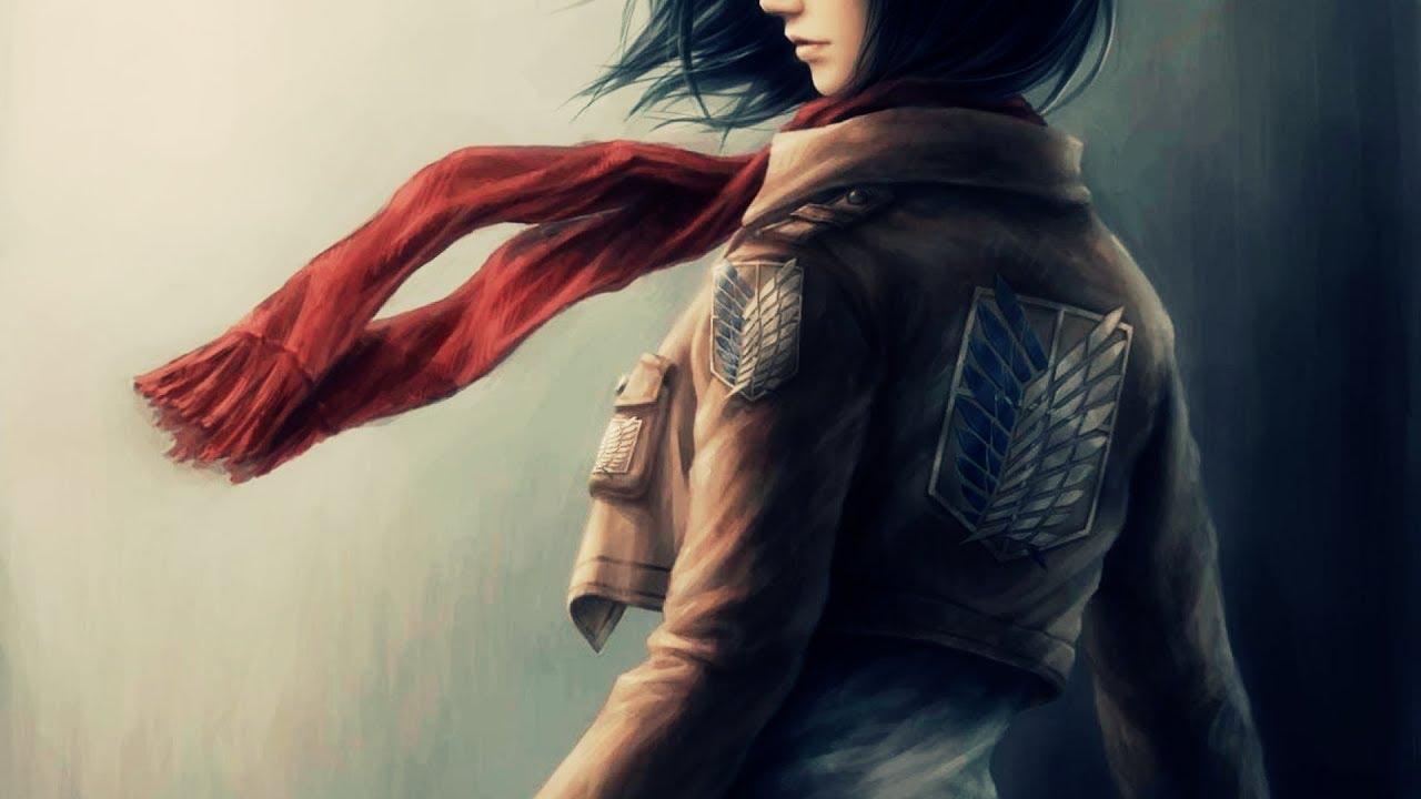 【Animes RAP】- Mikasa Ackerman -【O Mal Que Sou Eu】 - YouTube