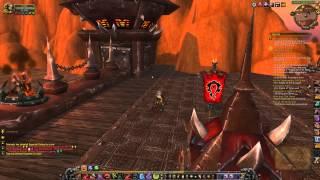 Magic Broom Mount gameplay