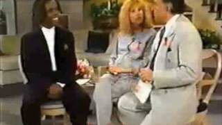 "Billy Ocean 1993 interview & ""Everything"