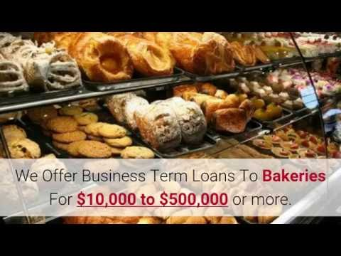 How to Get a Small Business Loan for a Bakery