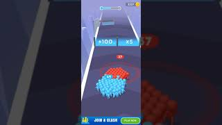 Count Masters : Epic Running Games. Fast Army  Race #shorts #3dgames(1) screenshot 3