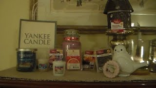 Yankee Candle, Wax Cubes Hauls and Chatter  Feb. 21, 2015