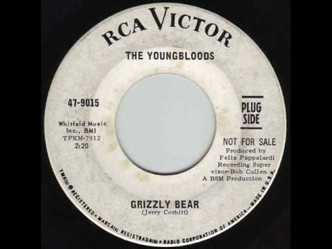 The Youngbloods - Grizzley Bear 1967