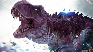 New Purple T.Rex Dinosaurs Is Approaching - Jurassic World The Game!