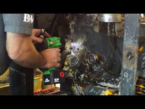 Single Wire Alternator Installation and Generator removal