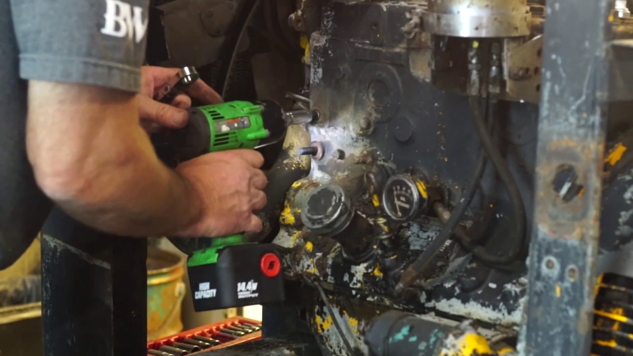 Single Wire Alternator Installation And Generator Removal
