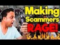 Making Scammers RAGE! - Using Fan Suggestions!