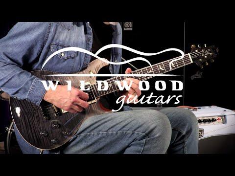 PRS Guitars Wood Library Semi-Hollow McCarty 594 - Brazilian Rosewood  •  SN: 18260951