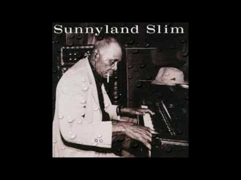 What an awesome version!!!!! |  Sunnyland Slim - Tin Pan Alley