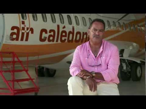 Arrivée du nouvel ATR d'Air Calédonie