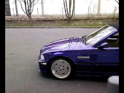 bmw e36 cabrio tuning m3 youtube. Black Bedroom Furniture Sets. Home Design Ideas