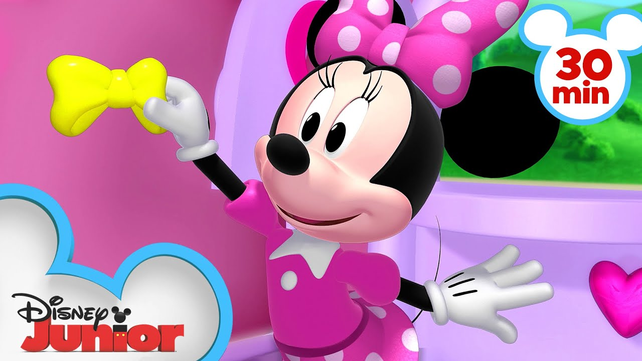 Download Bow-Toons Adventures for 30 Minutes!   Compilation Part 3   Minnie's Bow-Toons   Disney Junior