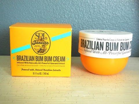 Worth the Splurge? Sol De Janeiro Brazilian Bum Bum Cream