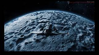StarCitizen 3.4.0 PTU - Flying the Anvi Hawk