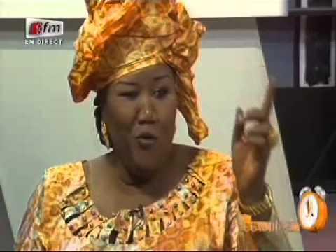 Yeewu Leen - 20 Mars 2014 - Invité Ndeye Diouf Mou Serigne Fallou