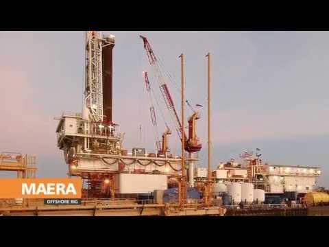 APEXINDO Offshore Rig - MAERA