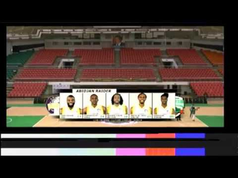 CBL MAY MADNESS BASKETBALL TOURNAMENT Yaoundé 2017