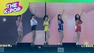 Red Velvet, Power Up [Dream Concert, Fancam, 190518] 60P