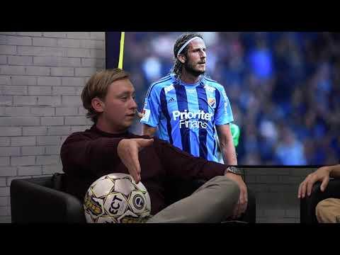 Jonas Olsson - fuskare eller vinnarskalle? - Klipp från 08 Fotboll