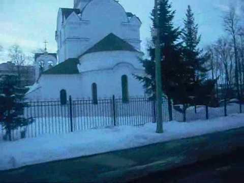 WINTER IN VLADIMIR CITY - RUSSIA (ВЛАДИМИР)