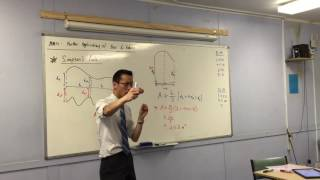 Simpson's Rule (2 of 2: Applying simpson's rule on irregularly shaped areas)