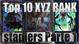 Top 10 XYZ Rank 4 Staples parte 1