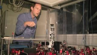 Laser Cooling - Sixty Symbols