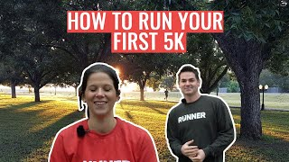 How To RUN Your First 5K | Running Tips For Beginners