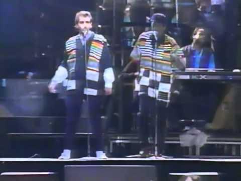 Peter Gabriel - Live at Amnesty International 1988