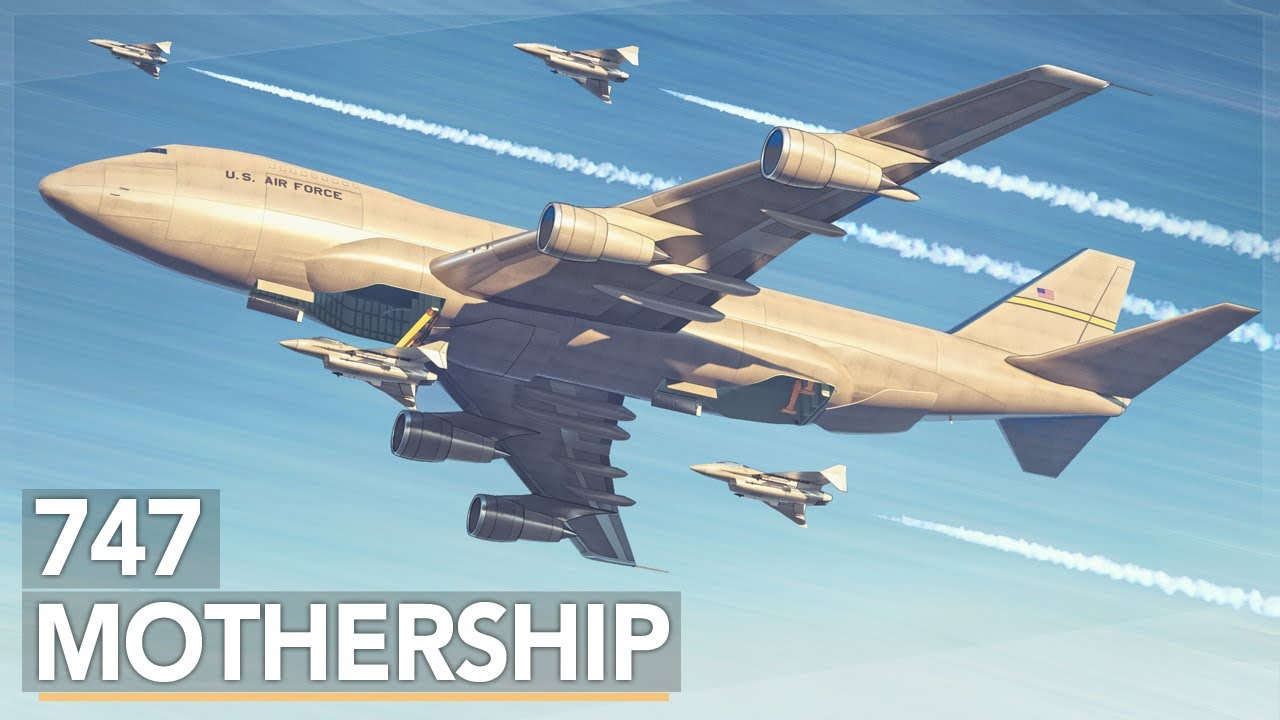diagram of inside of a 747 [ 1280 x 720 Pixel ]