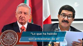 Al respecto, el subsecretario de Seguridad, Ricardo Mejía, dijo que Javier Corral ha estado permitiendo toda una campaña contra el gobierno federal, sobre todo de la Guardia Nacional, a raíz de los hechos en La Boquilla