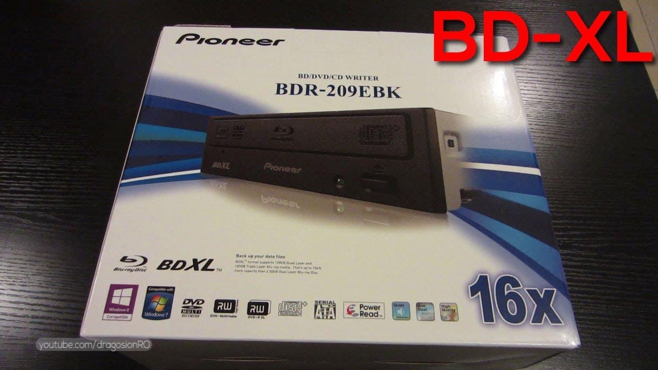 pioneer bdr-209 ファームウェア アップデート 方法